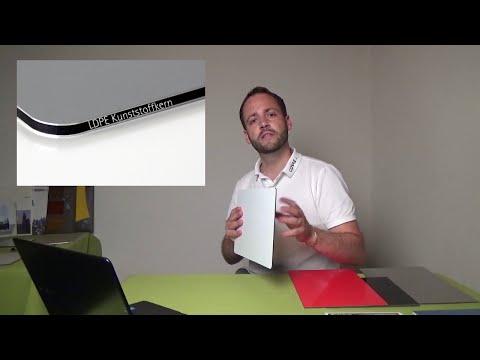 Tutorial 1 – Aluminium-Verbundplatten