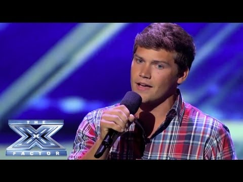 Andrew Scholz - Prize Beefcake Goes Country - THE X FACTOR USA 2013 Mp3
