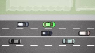 Merging lanes safely