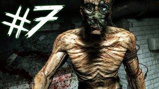Outlast Gameplay Walkthrough Part 7 - Scariest Doctor Ever