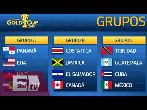 Copa Oro 2015, CONCACAF | Noticias y Partidos | Tineus