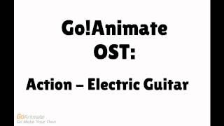 GoAnimate Soundtrack - Action - Electric Guitar