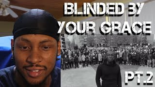 """STORMZY   BLINDED BY YOUR GRACE PT.2 FT. MNEK """"Reaction"""""""