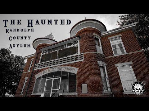 The Haunted Randolph County Infirmary