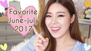 FAVORITE : ใช้แล้วชอบ JUNE-JULY 2017║Evefee