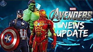New Avengers Game - News Update!