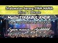 Download Lagu Qul Qul Laillaha ilallah SYAM MANIA Ajibbbb   Live 1 Dekade SYABABUL KHOIR Mp3 Free