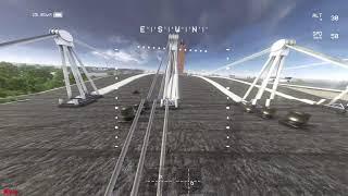Fpv freestyle in simulator