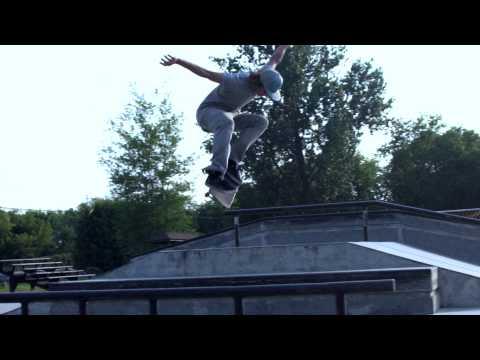 Alexandria Skatepark - Ontario