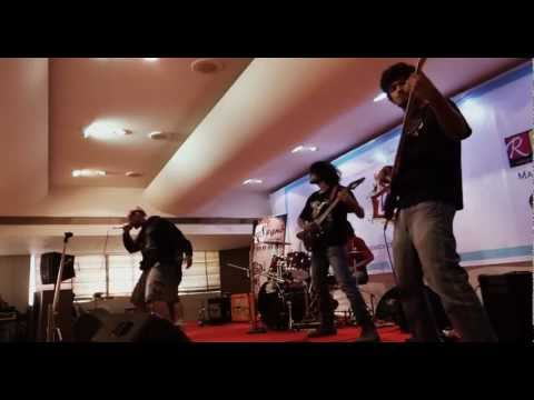AfterLife (India) - Desolate + Reincarnation live at RGIT, Mumbai
