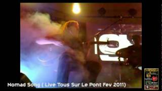 Nomad Song -Live Hivernal N°1 -TSLP
