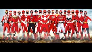 Ranking the Red Power Rangers