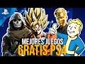 Los Mejores Juegos Gratis Para Playstation 4 Conexi n P