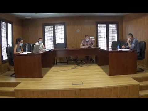 Pleno Ordinario Ayuntamiento Cañete la Real - 28/07/2020 (18:30h)