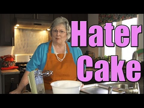 Hater Cake - Baked With Love