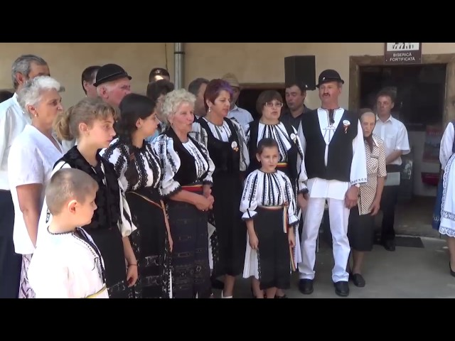 """Cântecul """"În sat la noi"""" – Axente Sever"""