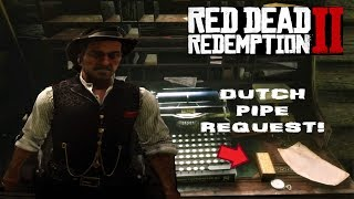 rdr2 pearson rabbit request - Kênh video giải trí dành cho