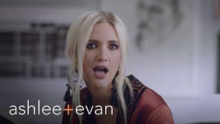 Evan Ross Tells Ashlee Simpson-Ross' Dirty, Little Secret | Ashlee+Evan | E! - Video Youtube