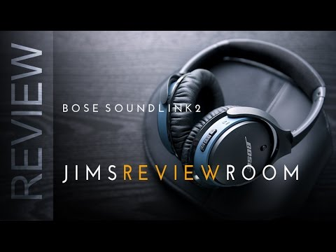Bose Soundlink 2 Wireless Headphones – REVIEW