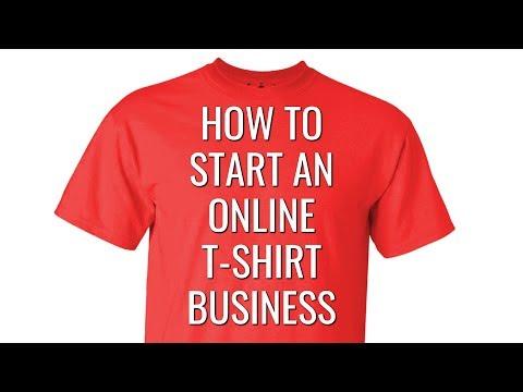 1158f000b How To Start An Online T-Shirt Business | Startup Business Ideas - Startup  Business Ideas