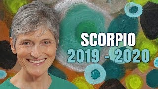 Scorpio 2019 -2020 Astrology  Annual Forecast