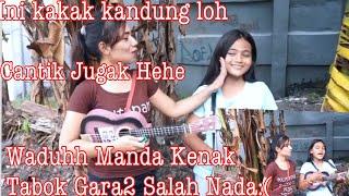 Gambar cover Siti Badriah Lagi Syantik Manda Undang Kakaknya Untuk Duet,Lagi Pengen Di Manjahh😁