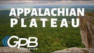 Appalachian Plateau | Regions of Georgia