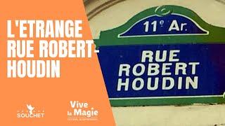 Vignette de Histoire de la rue ROBERT-HOUDIN