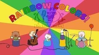 The Singing Walrus - Rainbow Colors Song