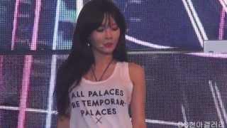 [FANCAM] 130720 4MINUTE MUZIK - hyuna @ 2013 DJ DOC & 4MINUTE Poolside Party
