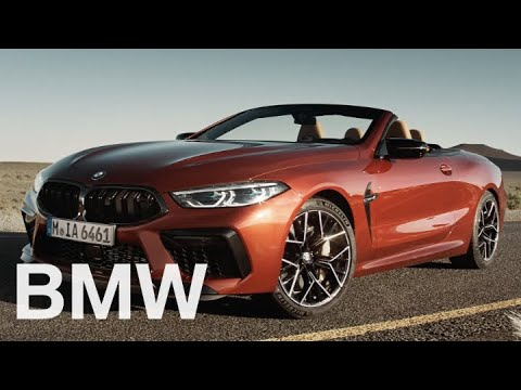 Bmw 8 Series M Coupe Купе класса A - рекламное видео 1
