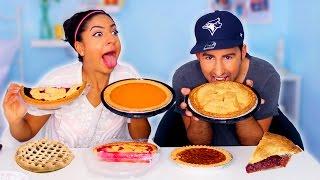 Pie Taste Test!