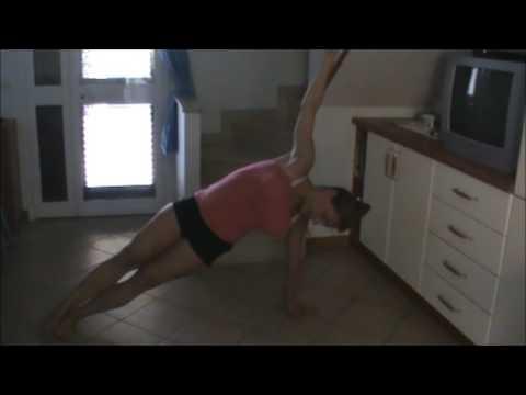 Esercizi fisici per le madri nutrenti per perdita di peso