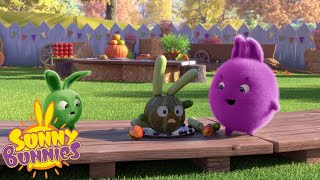 SUNNY BUNNIES - Hungry Boo | Season 4 | Cartoons For Children