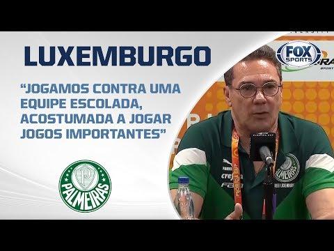 FALA, LUXA! Após vitória do Palmeiras nos pênaltis, treinador analisou estreia no time