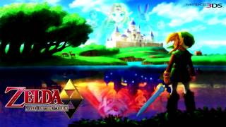 Swamp Palace - The Legend of Zelda: A Link Between Worlds