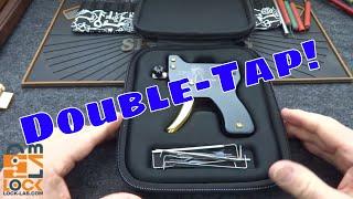 (1003) Review: Sparrows Double-Tap Lock Pick (Snap) Gun