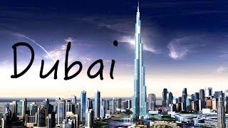 Dubai in 4K - City of Gold