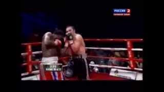 Бокс Лебедев - Рой Джонс