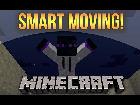 Descargar E Instalar Smart Moving Mod Para Minecraft 1.8/1.7.10/1.7.2/1.6.4