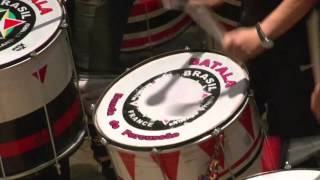 Batala Washington: Drumming to their Own Beats