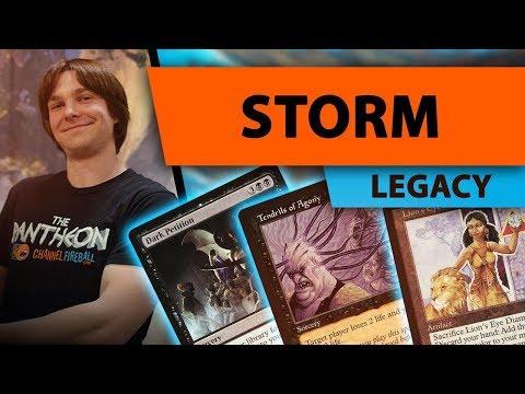 Storm - Legacy | Channel Reid