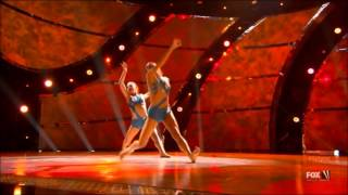 So You Think You Can Dance 9 Top 20: Audrey & Tiffany