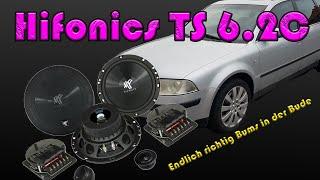 "Hifonics TS 6.2C | Jetzt wird es LAUT!!! ""Review"""