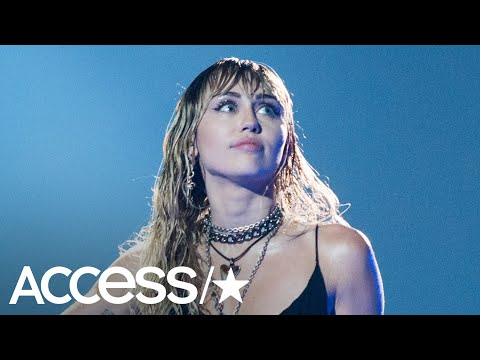 Miley Cyrus' Emotional MTV VMAs Performance of 'Slide Away' Will Have You Crying