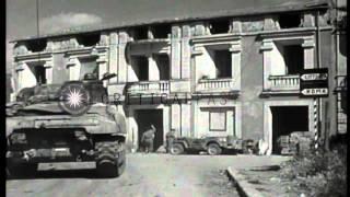 preview picture of video 'Maggio 1944: Da Fondi verso la liberazione di Terracina'