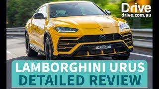 Lamborghini Urus 2019 Review | Drive.com.au