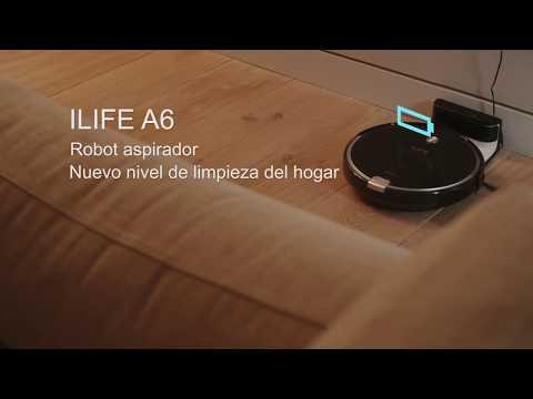 ILIFE A6 Robot Aspirador