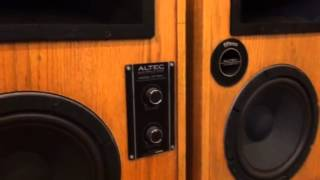 Altec Lansing Model 14- part two - Most Popular Videos