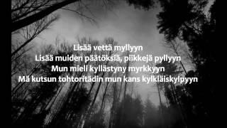 Pyhimys   Nyt Ft. Arto Tuunela   Lyrics